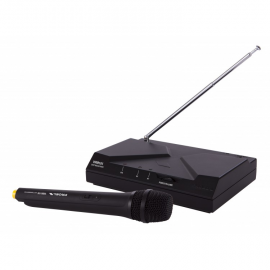 WM101M UHF microfono wireless palmare