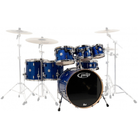 Shellset Concept Maple - Blue Sparkle