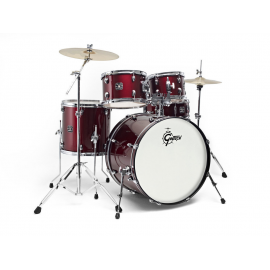Drumset Energy - Wine Red